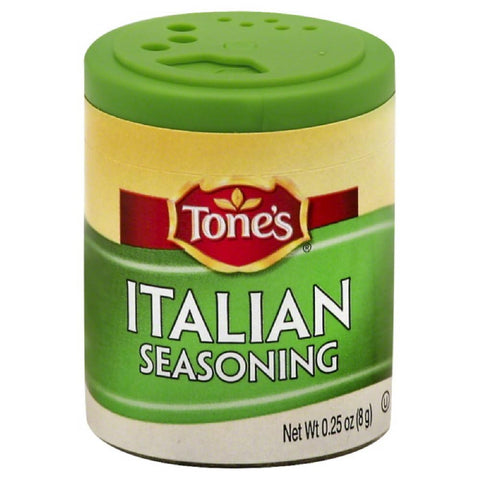Tones Italian Seasoning, 0.25 Oz (Pack of 6)