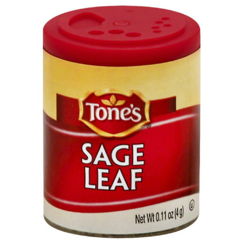 Tones Sage Leaf, 0.11 Oz (Pack of 6)
