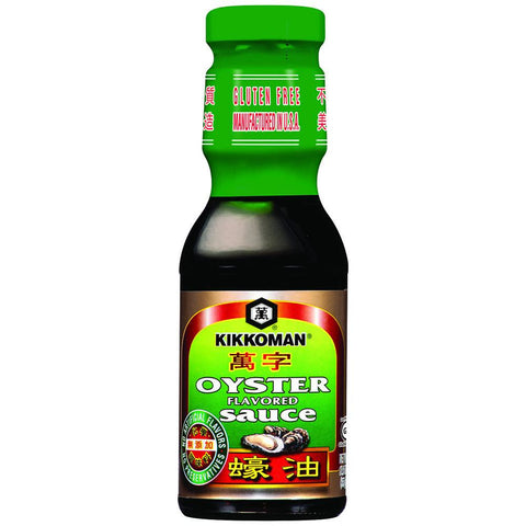 Kikkoman Green Oyster Sauce, 12.4 OZ (Pack of 12)