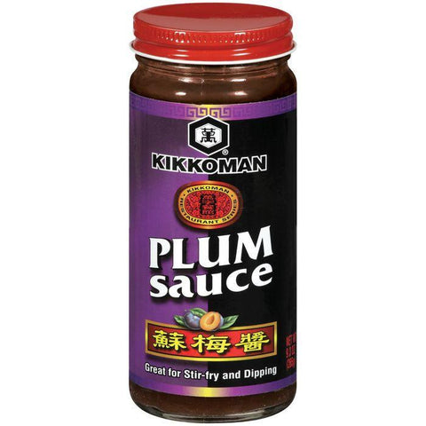 Kikkoman Plum Sauce 9.3 OZ (Pack of 6)