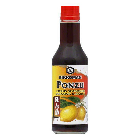 Kikkoman Soy Sauce Ponzu, 10 OZ (Pack of 6)