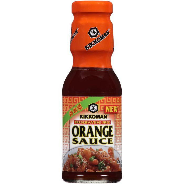 Kikkoman Orange Sauce 12.5 Oz (Pack of 6)