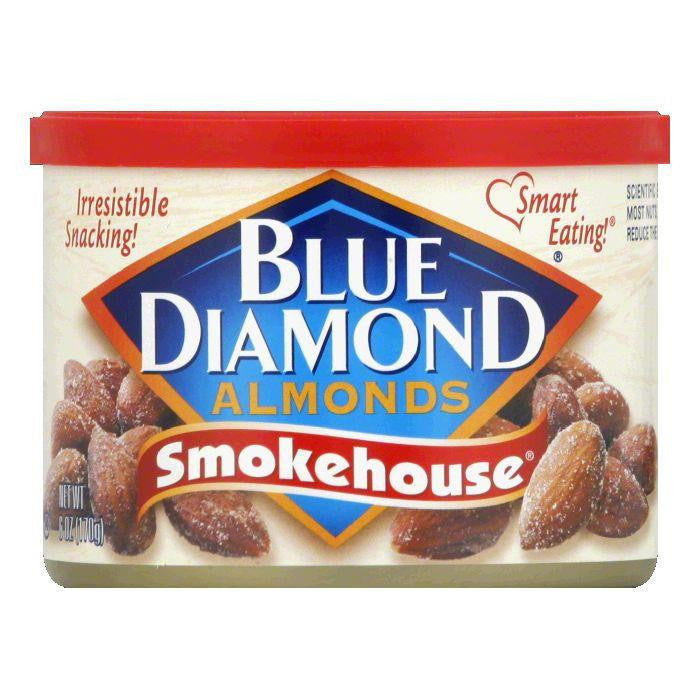 Blue Diamond Smokehouse, 6 OZ (Pack of 12)