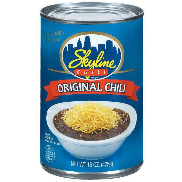 Skyline Chili Original Chili 15 Oz (Pack of 24)