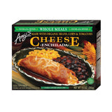 Amy's Kitchen Cheese Enchilada Whole Meal, 9 Oz (Pack of 12)