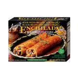 Amy's Kitchen Black Bean Vegetable Enchilada, 9.5 Oz (Pack of 12)