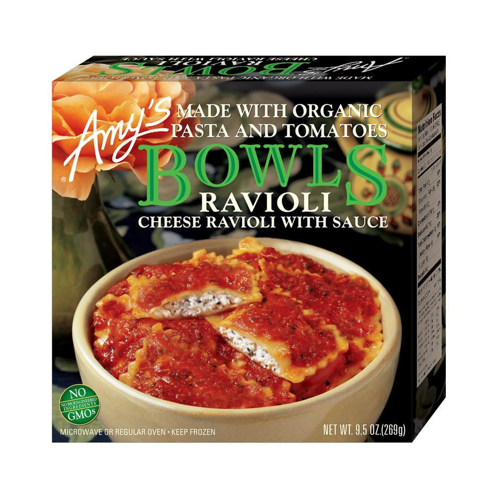 Amy's Kitchen Ravioli Bowl, 9.5 Oz (Pack of 12)
