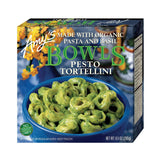 Amy's Kitchen Pesto Tortellini Bowl, 9.5 Oz (Pack of 12)