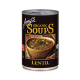 Amy's Kitchen Organic Lentil Soup, 14.5 Oz (Pack of 12)