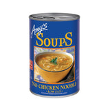 Amy's Kitchen No Chicken Noodle Soup, 14.1 Oz (Pack of 12)