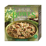 Amy's Kitchen Mushroom Risotto Bowl, 9.5 Oz (Pack of 12)