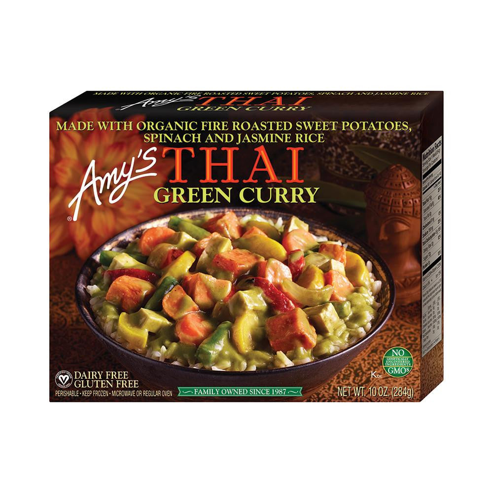 Amy's Kitchen Thai Green Curry, 10 Oz (Pack of 12)