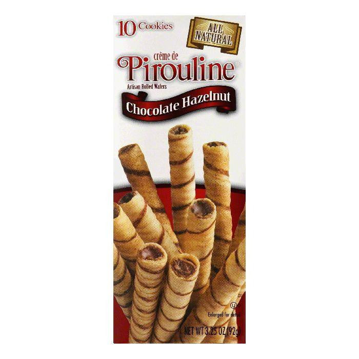 Debeukelaer Pirouline Chocolate Hazlenut, 3.25 OZ (Pack of 12)