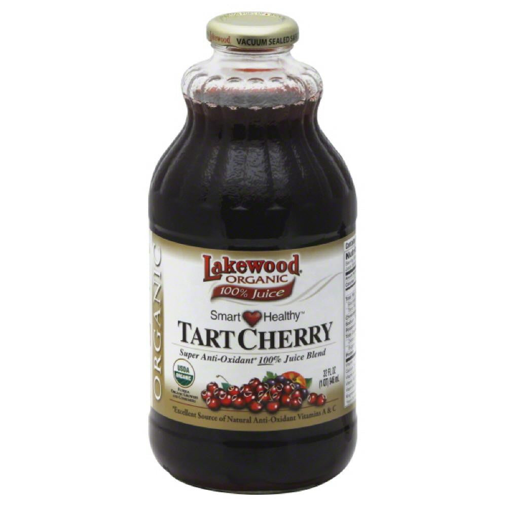 Lakewood Tart Cherry 100% Juice Blend, 32 Fo (Pack of 6)