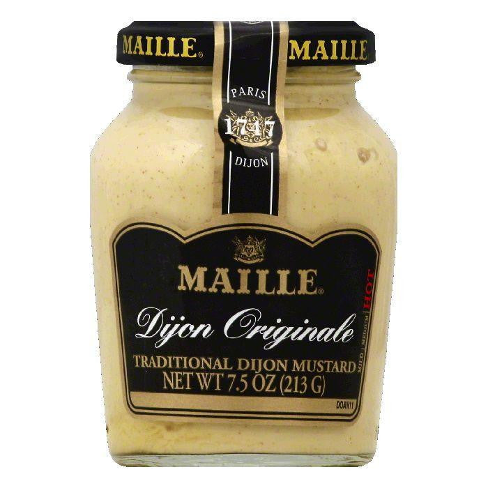 Maille Dijon Originale Traditional Dijon Mustard, 7.5 OZ (Pack of 6)