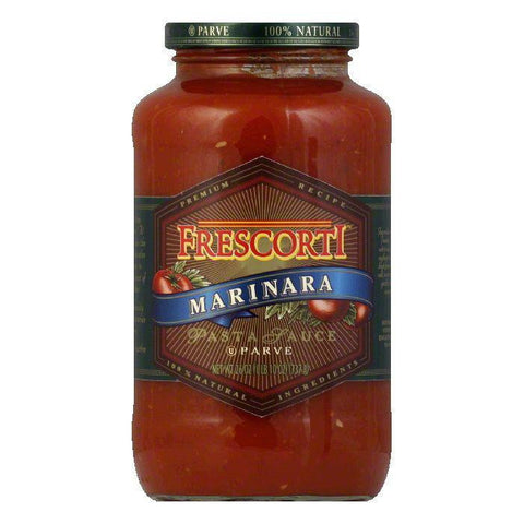 Frescorti Sauce Marinara, 26 OZ (Pack of 12)