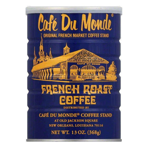Cafe Du Monde French Roast Coffee, 13 OZ (Pack of 12)