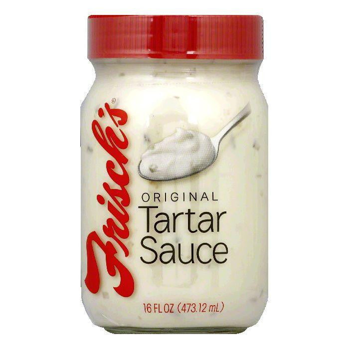 Frisch's Original Tartar Sauce, 16 OZ (Pack of 12)