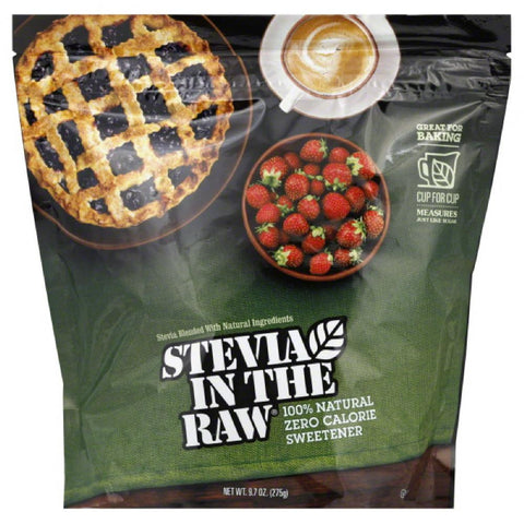 Stevia in the Raw Sweetener Zero Calorie, 6.9 Oz (Pack of 6)
