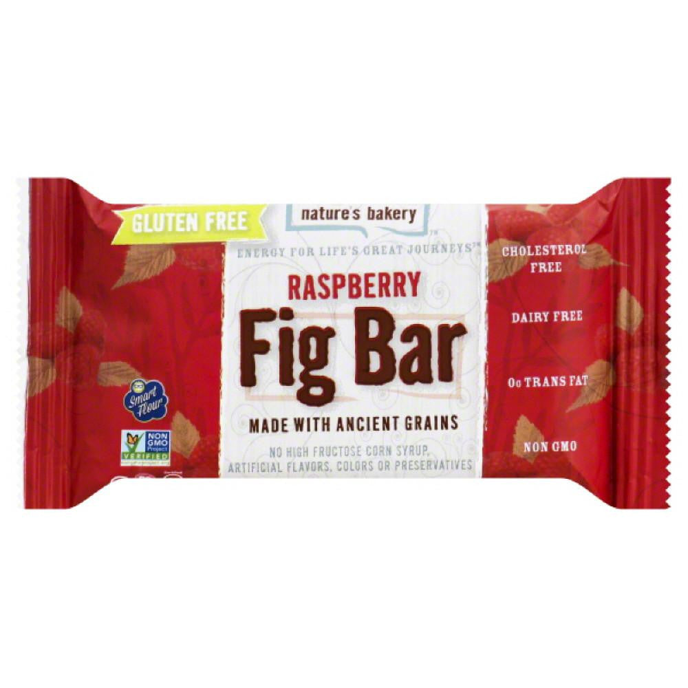 Natures Bakery Raspberry Fig Bar, 2 Oz (Pack of 12)