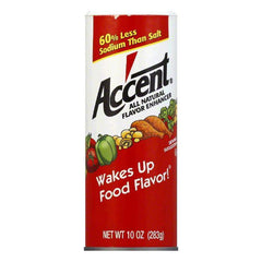 Accent Flavor Enhancer, 10 OZ (Pack of 12)