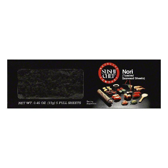 Sushi Chef Nori, 5 ea (Pack of 6)