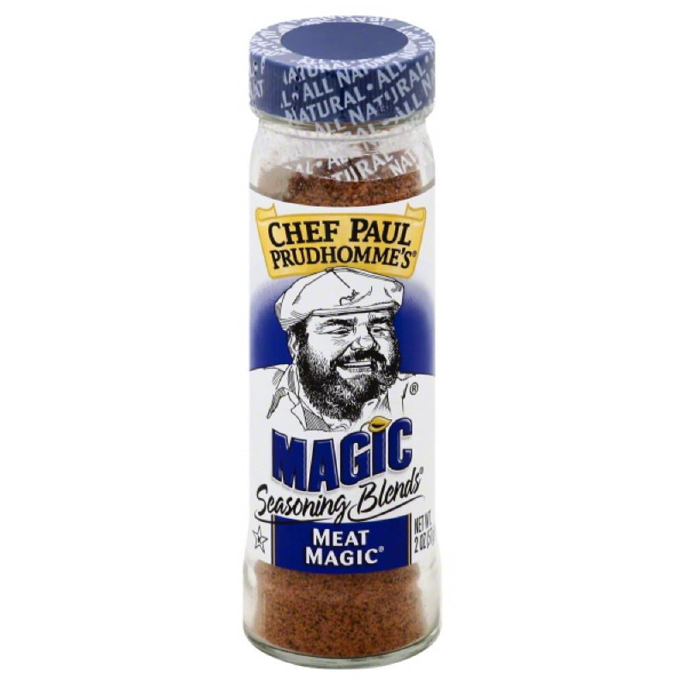 Chef Paul Prudhommes Meat Magic Seasoning Blends, 2 Oz (Pack of 6)