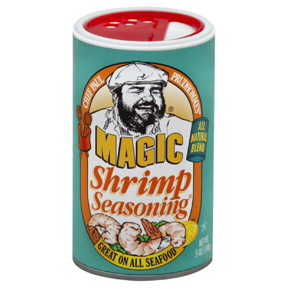 Magic Shrimp Seasoning, 5 Oz (Pack of 6)