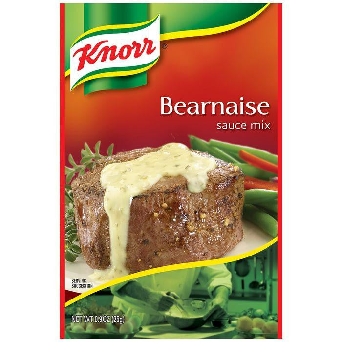 Knorr Bearnaise Sauce Mix 0.9 Oz Packet (Pack of 12)
