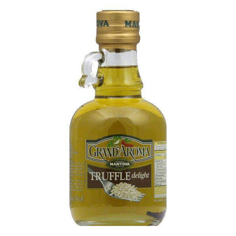 Fratelli Mantova Truffle Delight Extra Virgin Olive Oil, 8.5 OZ (Pack of 6)