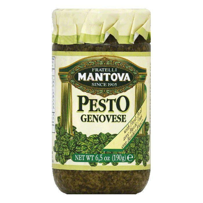 Mantova Genovese Pesto, 6.5 Oz (Pack of 6)