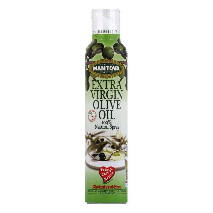 Mantova Extra Virgin Olive Oil Spray, 8.5 OZ (Pack of 6)