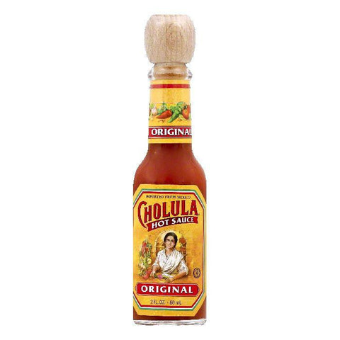 Cholula Original Hot Sauce, 2 OZ (Pack of 12)