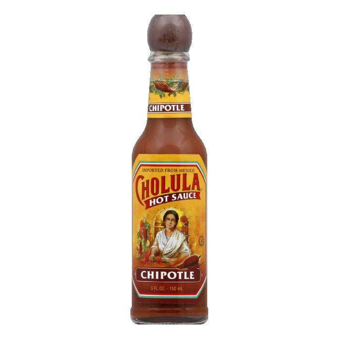 Cholula Chili Chipotle Hot Sauce, 5 OZ (Pack of 6)