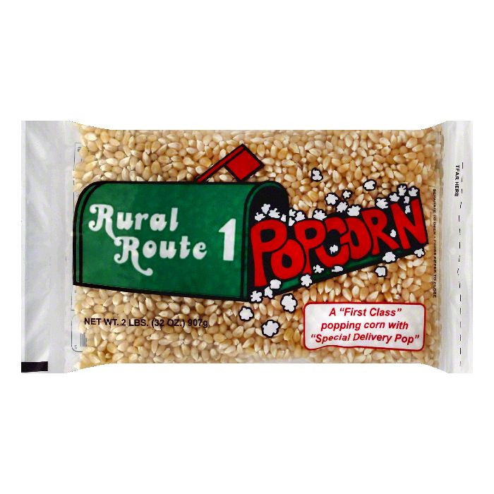 Rural Route 1 Popcorn, 32 OZ (Pack of 12)