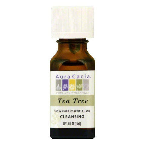Aura Cacia Tea Tree, 0.5 OZ