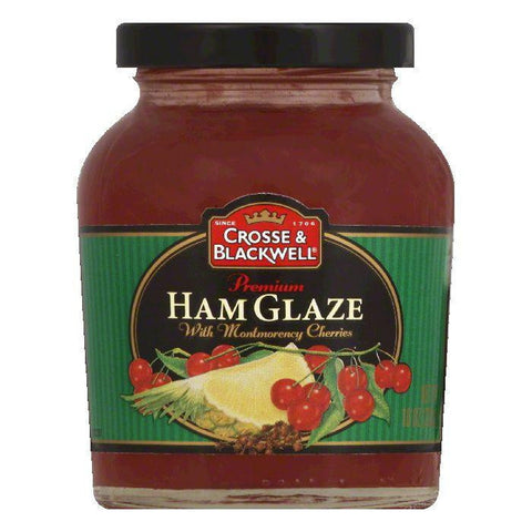 Crosse & Blackwell Glaze Ham, 10 OZ (Pack of 6)