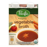 Pacific Vegetable Broth, 4 ea (Pack of 6)