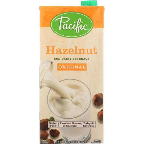 Pacific Foods Hazelnut Original, 32 fl oz (Pack of 6)