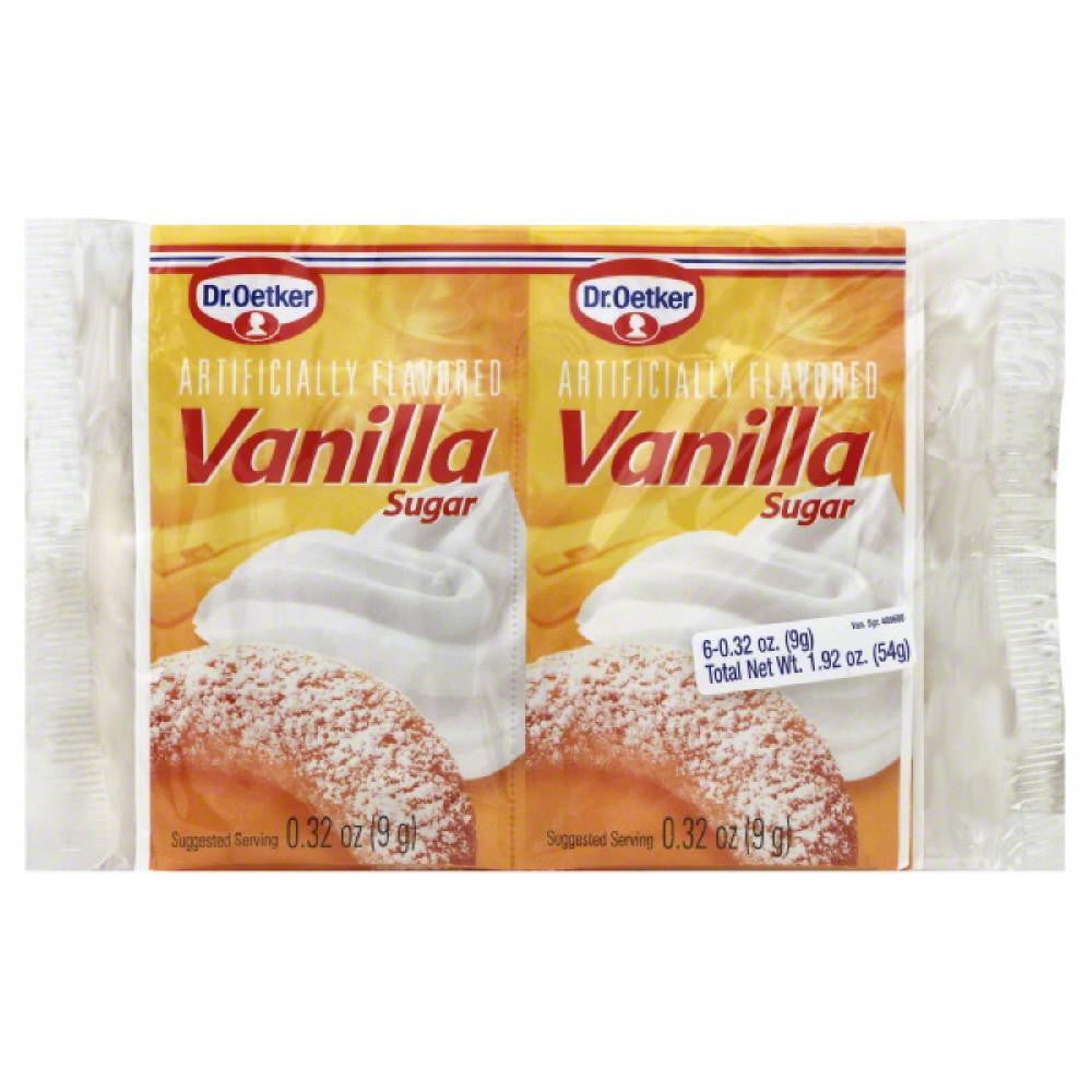 Dr. Oetker Vanilla Sugar, 1.88 Oz (Pack of 12)