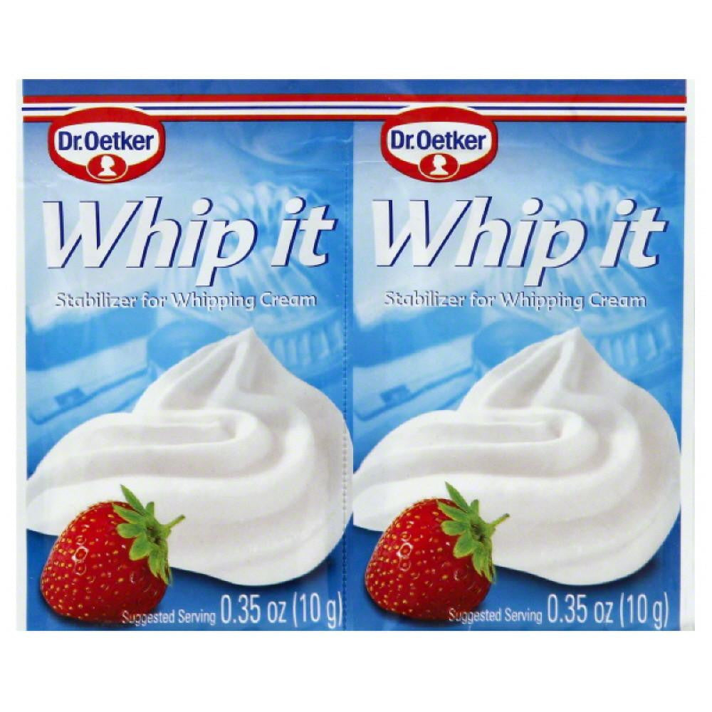 Dr. Oetker Whip it, 0.7 Oz (Pack of 30)