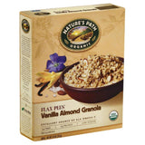 Natures Path Vanilla Almond Granola Flax Plus Cereal, 11.5 Oz (Pack of 12)