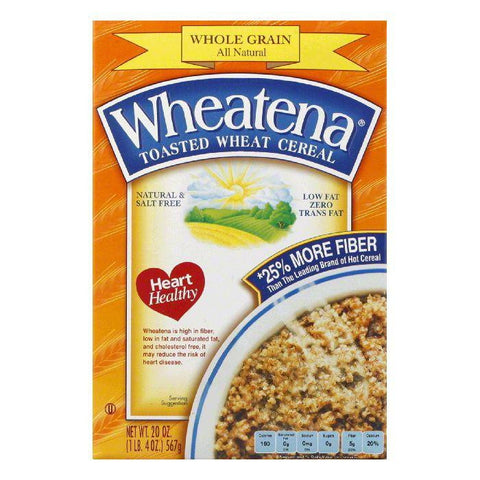 Wheatena Snacks, 20 OZ (Pack of 12)
