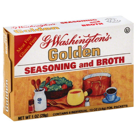 G Washingtons Golden Seasoning and Broth, 1 Oz (Pack of 24)