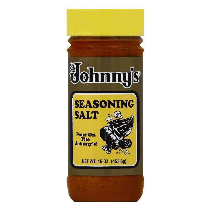 Johnnys Seasoning Salt, 16 OZ (Pack of 12)