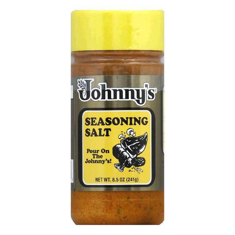 Johnnys Seasoning Salt, 8.5 Oz (Pack of 6)