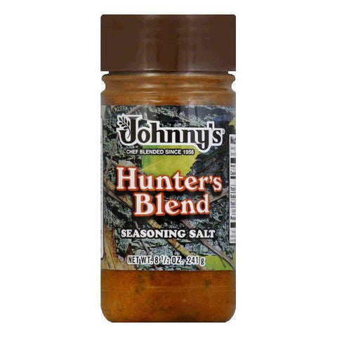 Johnny???ªs Fine Foods Hunter Seasoning Salt, 8.5 OZ (Pack of 6)