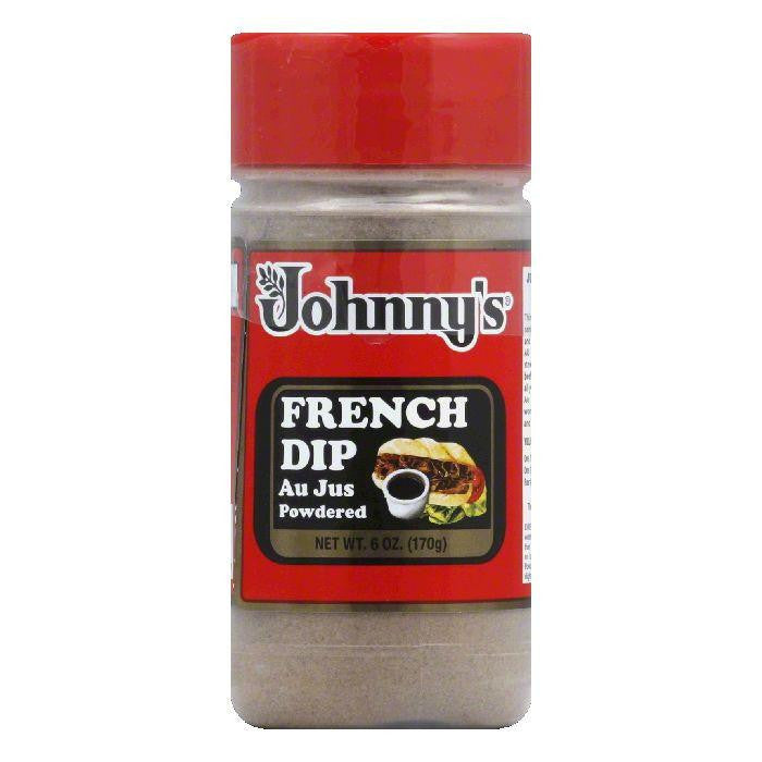 Johnny Fine Foods Au Jus Powder, 6 OZ (Pack of 6)