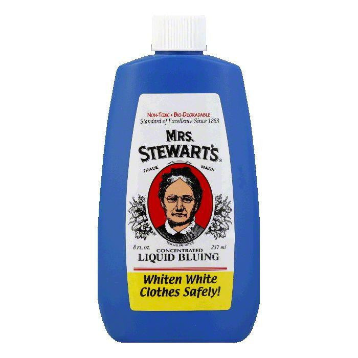 Mrs. Stewarts Liquid Bluing, 8 OZ (Pack of 12)