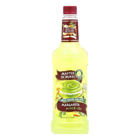 Master of Mixes Margarita Mix, 33.8 OZ (Pack of 6)